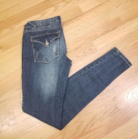Vigoss The New York Skinny Leg Denim Jeans